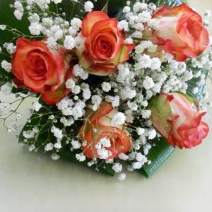 bouquet 5 roselline 18
