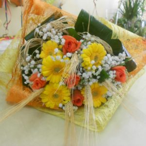 bouquet campestre spiga 25