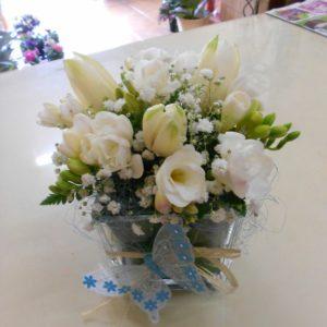 composizione fiori misti 25